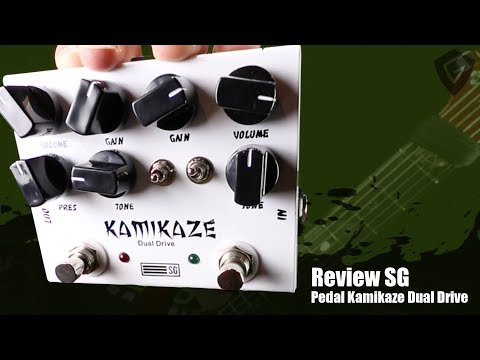 🔥 Review SG Pedal Kamikaze Dual Drive by Gustavo Guerra 🔥