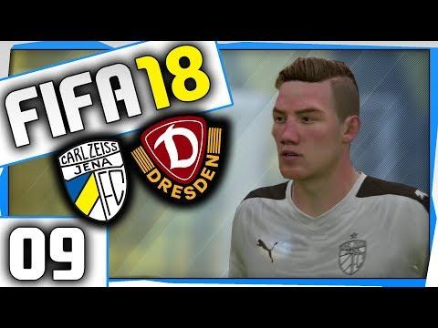 STABIL | FIFA 18 Karriere | German | HD - 09 - DFB-Pokal: Jena vs. Dresden