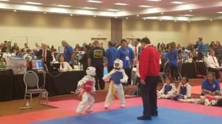 Sergio s first tournament