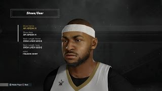 How To Create DeMarcus Cousins in NBA 2K17