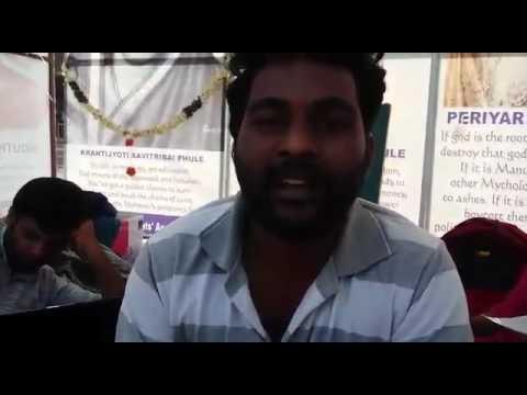 Rohith Vemula ne atmhatya se pehle video banakar bataya tha khud ko 'Dalit'