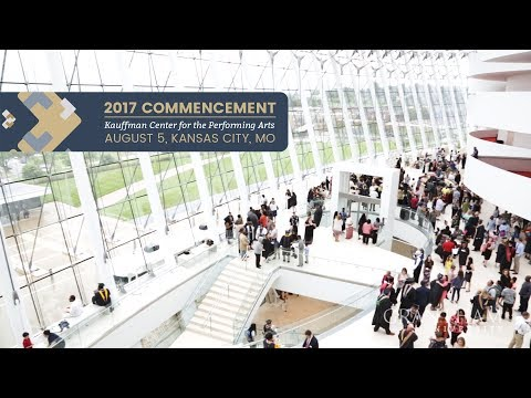 Grantham University 2017 Commencement Highlights Featuring Lindsey Streeter