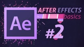 Уроки Adobe After Effects. Простая анимация