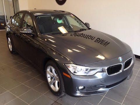 2015 bmw 3 series 4dr sdn 320i xdrive awd edmonton bmw. Black Bedroom Furniture Sets. Home Design Ideas