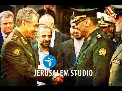 "Jerusalem Studio: ""Iran-Russia cooperation"""