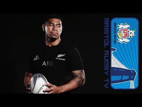 Charles Piutau Signs For Bristol Rugby