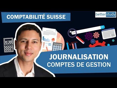 Journal comptes de gestion - BetterStudy - Formation en comptabilité suisse