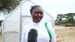 Testimonials of Solar Driers Benefit to Women farmers. The power of #EBAFOSA #InnovativeVolunteerism