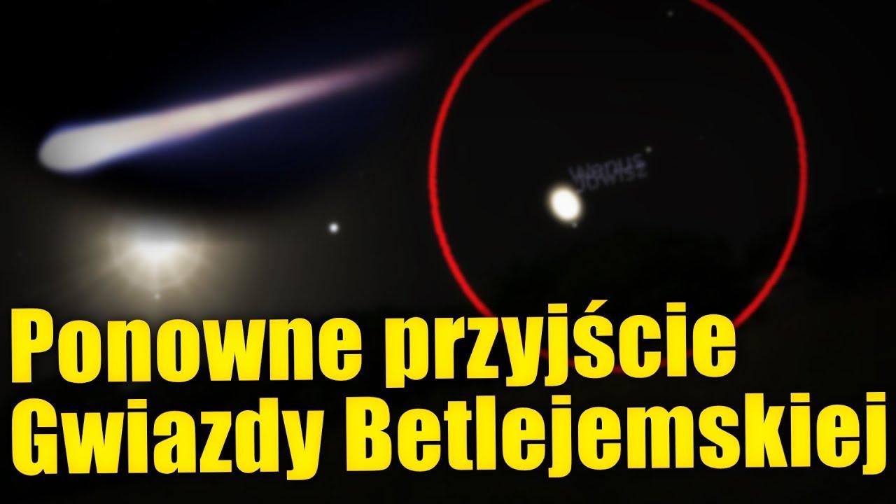 13 listopada, dzień powrotu Gwiazdy Betlejemskiej