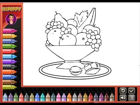 Kung Fu Panda 2 Coloring Page Online Game | 360x480