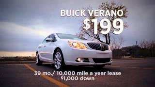 All New Buick Verano