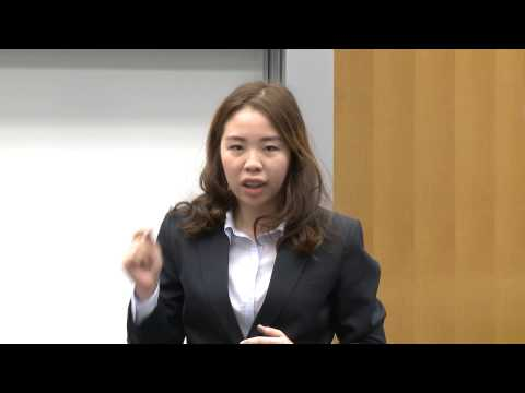 HSBC Asia Pacific Business Case Competition 2014   Round 3   Chulalongkorn University