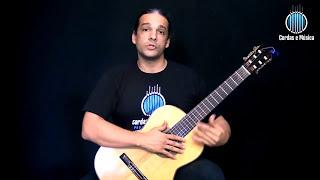 Bachianinha nº1 - Paulinho Nogueira (Violão Clássico) - Cordas e Música