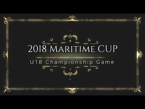 2018 Maritime Cup,  U18 New Brunswick VS U18 Nova Scotia, Ch