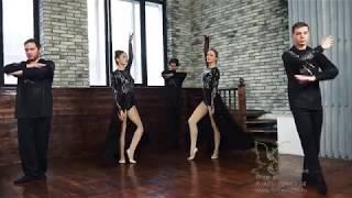 Заказать танцевальный шоу балет на праздник, корпоратив, свадьбу и Новый год Москва