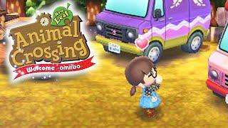 Animal Crossing New Leaf: Découverte de la Mise à Jour !!