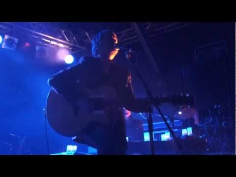 I Am Kloot live - Bullets - Backstage Halle Munich München 2013-03-19 HD