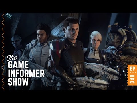 GI Show – Mass Effect: Andromeda, Everything, Adult Swim Interview