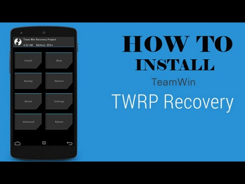 Twrp Recovery For Xiaomi Devices (Easiest Method)