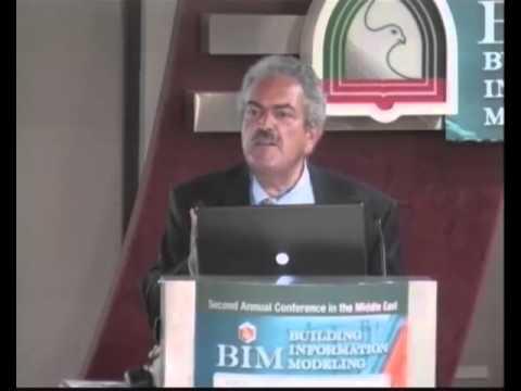 2nd Annual BIM Conference Abu Dhabi -  Mr. Zuhair Haddad (3 of 8 videos)