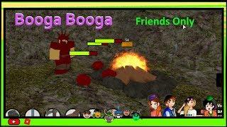 [Roblox] Booga Booga: Amis et Fans