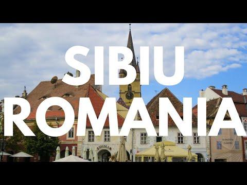Sibiu, Romania - My Visit to a Transylvanian Gem [2015]