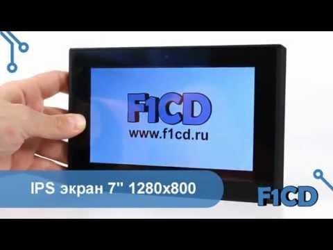 WEXLER.TAB 7t: обзор планшета © F1CD.ru