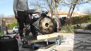 mise en marche moteur Ami 6 ( 2ème essai )