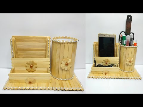 Cara Mudah Membuat Miniatur Rumah Dari Stik Es Krim #MiniaturRumah #Kerajinantangan #Tutorial..