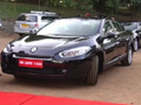 Renault's made-in-India Fluence