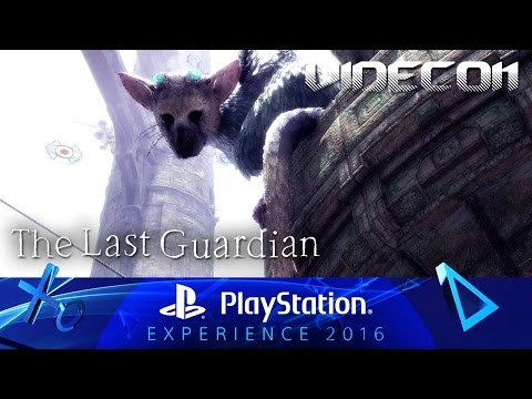 The Last Guardian: Trailer de Lanzamiento PSX 2016 (Español) - PS4