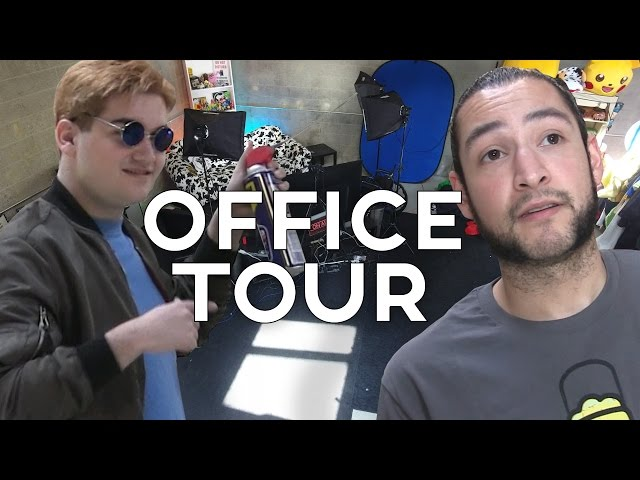 OFFICIAL OFFICE TOUR