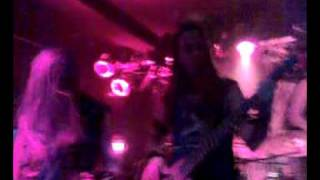 Erazor - Demonic Slaughter live