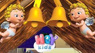 Campana Sobre Campana 🎄 Canciones de Navidad para Niños | Heykids