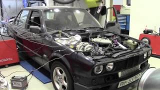 bmw e30 m20b25 turbo borg warner efr 7064