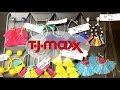 Shop with me Tjmaxx 2018 Fashion 🛍and Home Decor 🏡