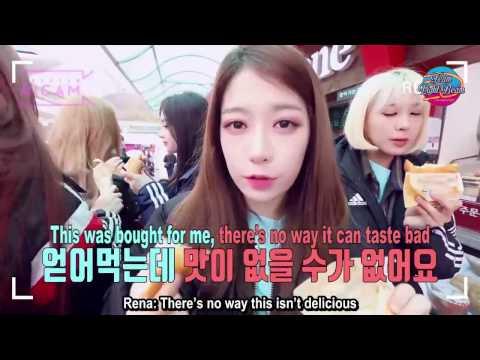[ENGSUB HICAM] 170418 PRISTIN's Special Time On The Way To Daegu Daejeon @3rdWeek HD