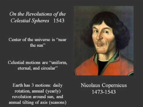 The Scientific Revolution in Europe