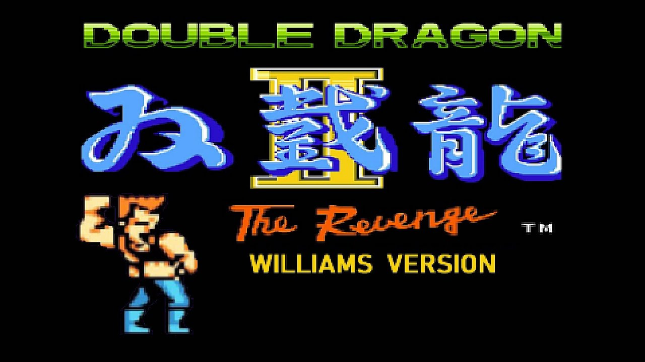 #Download Double Dragon 2 Williams+All Boss+Choose Weapon #playthrough