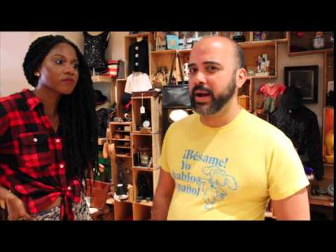 Thrift and the City: Hamlets Vintage