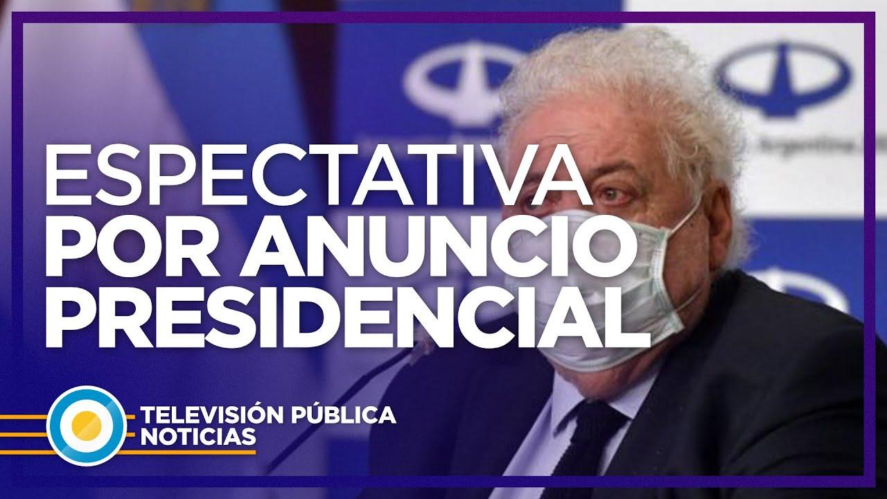 """Ginés: """"Alberto Fernández podría anunciar hoy una muy buena noticia"""""""