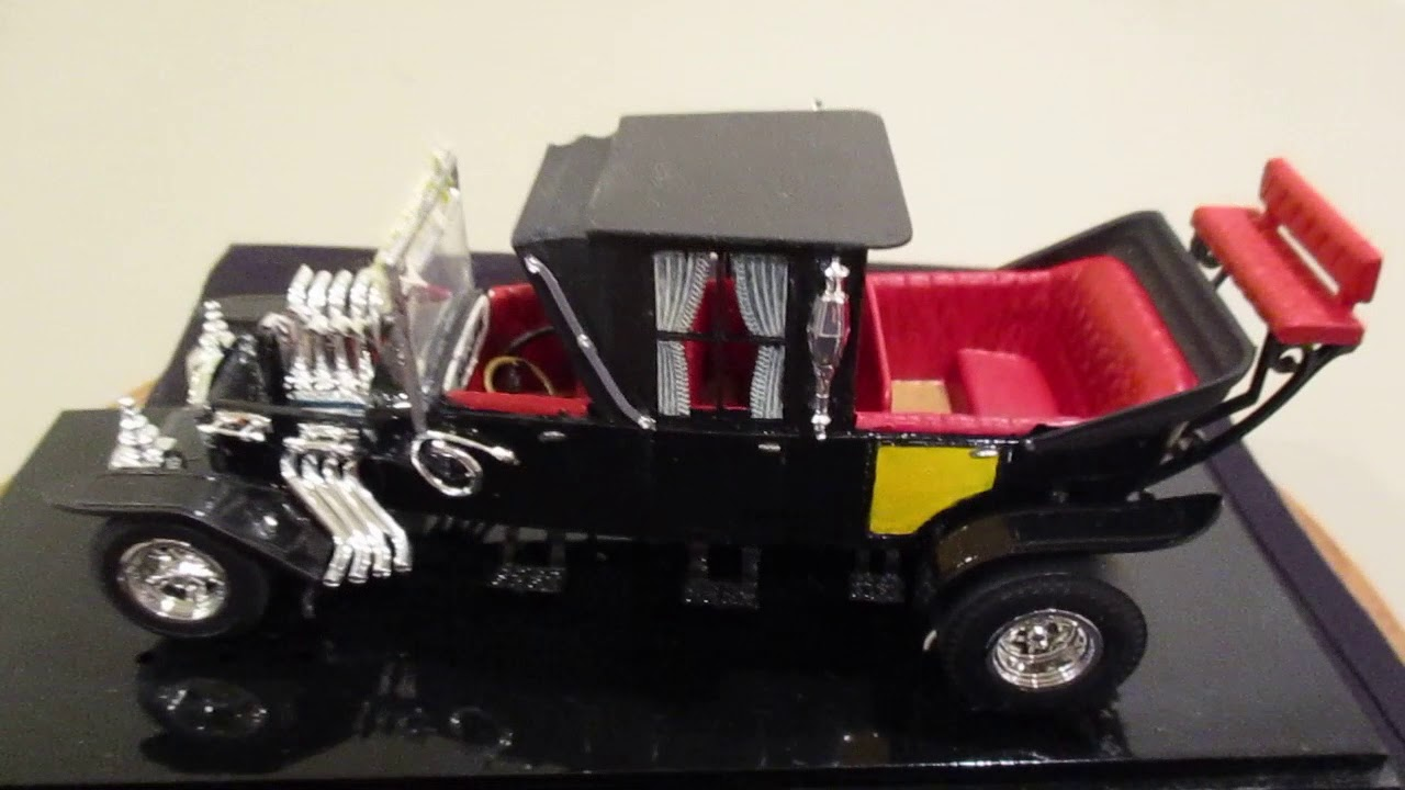 Herman Munster Koach The Munsters T V Show The Munsters Family Car Youtube