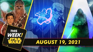 Star Wars: Visions Sneak Peek, Goodbye to The Bad Batch, and More!