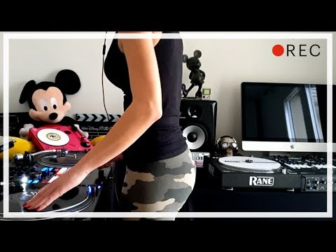 DJ Lady Style - Hip Hop Medley Old School Classics