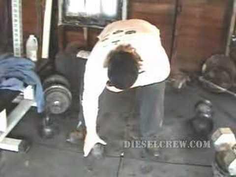Half 60-Lb Globe DB Block Weight Lift