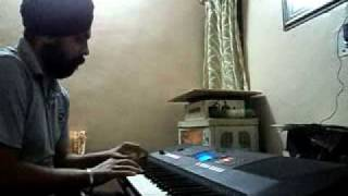 Sayiyan Naino Ki Bhasha Samjhe Na Playing Song On Keyboard With Beats