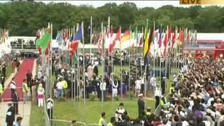 JALSA SALANA UK-2011 FLAG HOISTING.