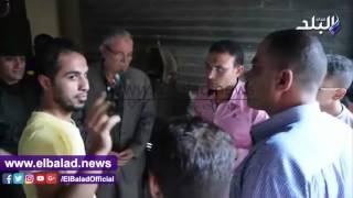 محافظ المنيا يتفقد مستوى الخدمات العامة بحي غرب .. فيديو وصور