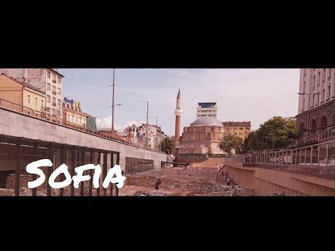 Sofia Bulgarien Interrail Vlog