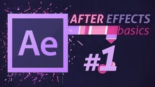 начало работы в Adobe After Effects CS6